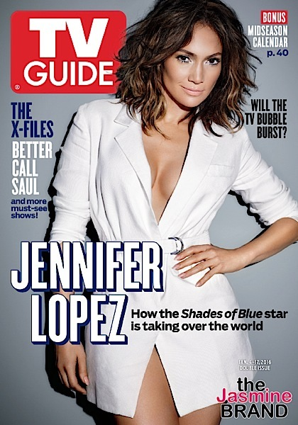 J.Lo Tells TV Guide: 'I was sleeping on a cot before I made it big.' [Photo]