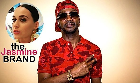 (EXCLUSIVE) Katy Perry & Juicy J Blast Christian Gospel Group's Lawsuit Accusing Them of Stealing Music