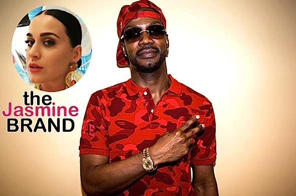 Juicy J-Katy Perry-the jasmine brand