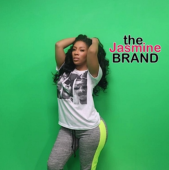 K.Michelle 1 Step Closer To Pregnancy – I Don't Need A Surrogate!