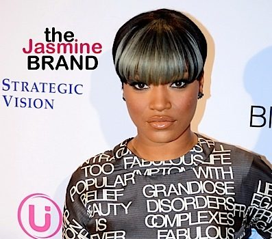 KeKe Palmer On Sexuality, Battling Depression & Kissing Cassie [VIDEO]