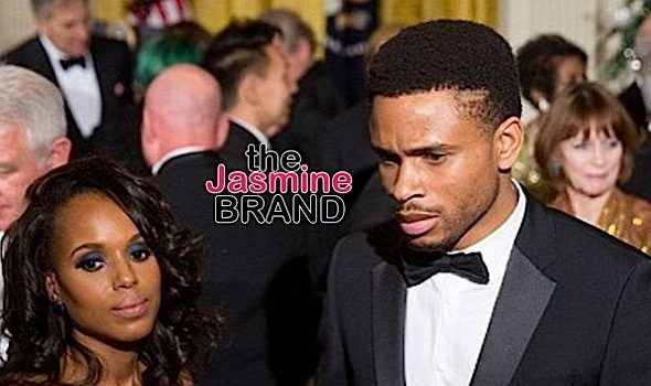 Kerry Washington & Husband Secretly Separated?