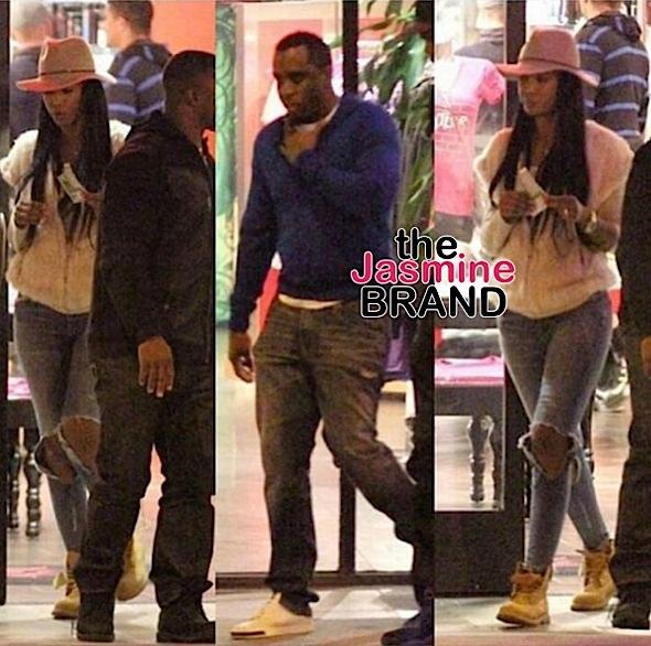 Kim Porter-Diddy-Hustler-the jasmine brand