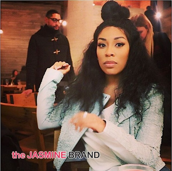 K.Michelle Pressing Criminal Charges: I've been stalked & threatened!