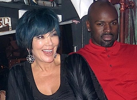 Kris Jenner Goes Blue With Corey Gamble, Laverne Cox Is Beach Ready + Tamia, Grant Hill, Coco & Baby Chanel, Bobby V