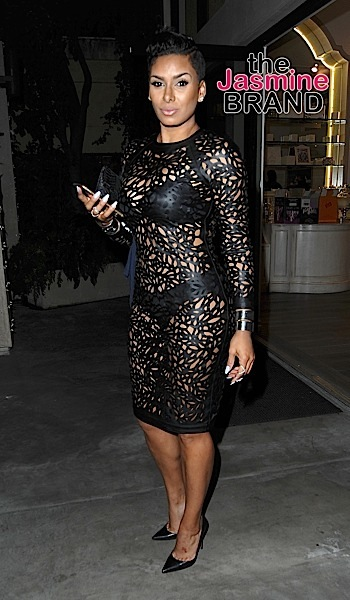 Laura Govan leaves Naked Princess party in West Hollywood, CA