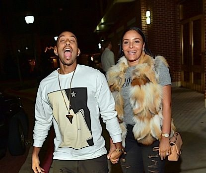 Ludacris, Wife Eudoxie & Adele Akinnuoye-Agbaje Attend 'Concussion' Screening [Photos]