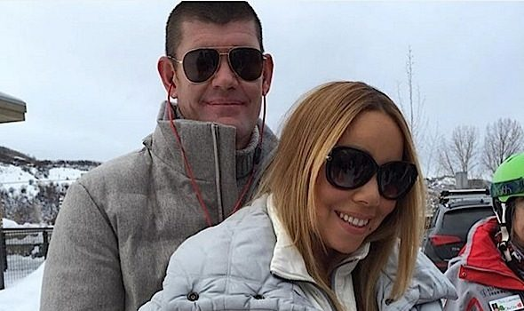 She Said Yes: Mariah Carey Engaged to Boyfriend James Packer!