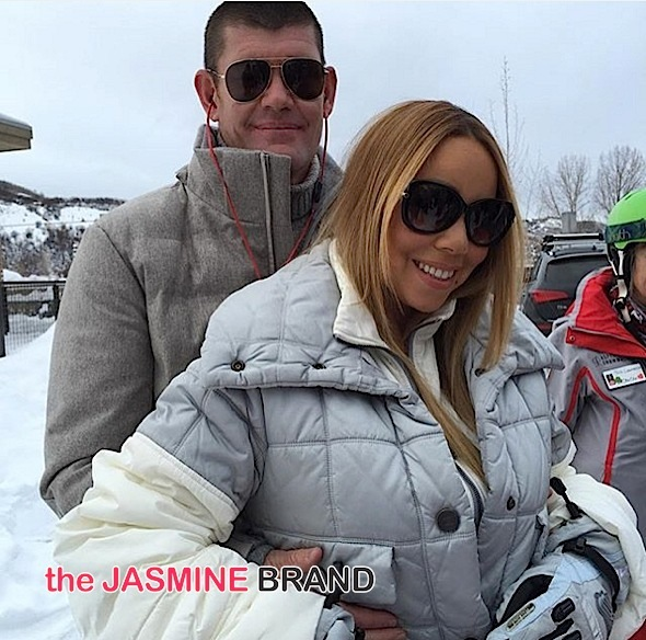 Mariah Carey Wants Ex James Packer To Pay Her $50 Million