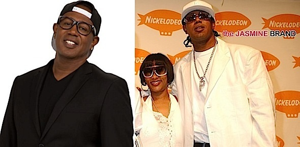 Master P Accused of Punching, Dragging Ex Wife