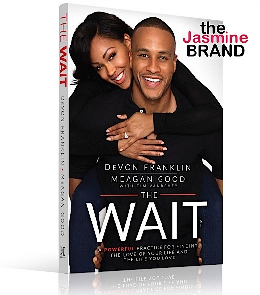Meagan Good & Husband DeVon Franklin To Release New Book, 'The Wait'
