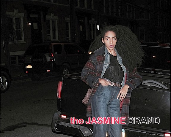 Model Cipriana Quann Claims False Arrest by Police-the jasmine brand