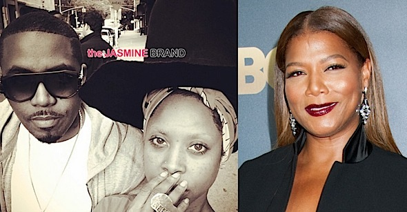 Nas Badu-Queen Latifah-the jasmine brand
