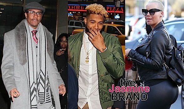 Celebrity Stalking: Amber Rose, Odell Beckham, Jr., Nick Cannon, John Legend, Chrissy Teigen, Wayne Brady, Tocarra Jones