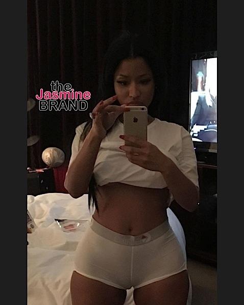 Nicki Minaj-Tight Undies-the jasmine brand