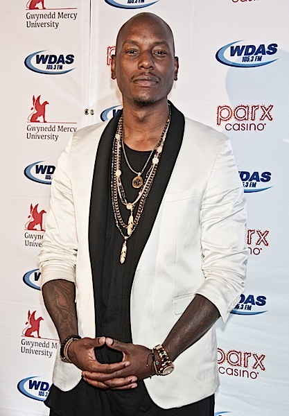 Tyrese Being Investigated By Child Services