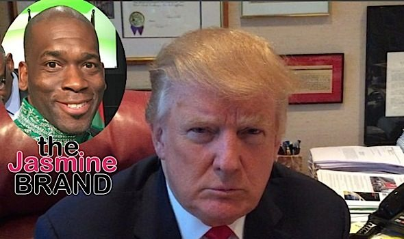 Rev. Jamal Bryant Compares Pastors Who Met With Trump to Prostitutes