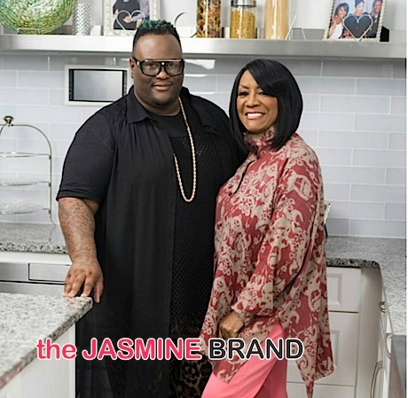 Patti Pie Viral Sensation Films Cooking Show With Patti LaBelle