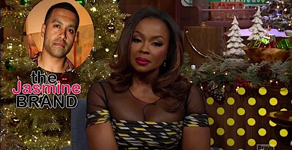 Phaedra Parks' Divorce From Apollo Is 'In Process', Housewife Refuses To Date Until Then [VIDEO]