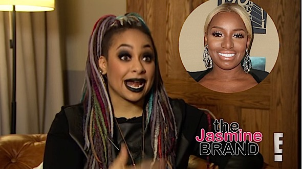 Raven Symone Reacts to NeNe Leakes Backlash: 'Sorry girl. My bad.' [VIDEO]