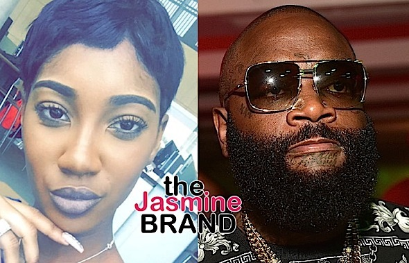(EXCLUSIVE) Rick Ross' New Rumored College Boo Speaks Out: It's ridiculous.