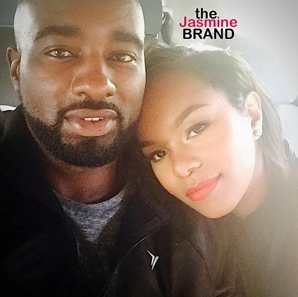 He Put A Ring On It! LeToya Luckett Engaged to Rob Hill Sr.