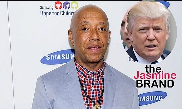 Russell Simmons Explains Why He Told Donald Trump to 'Stop the bullsh*t'