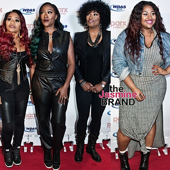 Jazmine Sullivan, Tyrese, SWV Perform At 2nd Annual WDAS Holiday Jam [Photos]