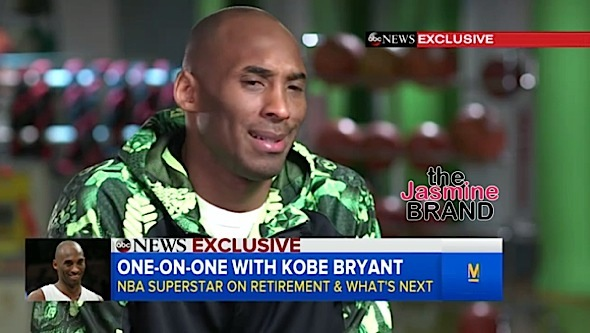 Kobe Bryant on Retirement, Media Criticism & Who Would Win in Michael Jordan Match-Up [VIDEO]