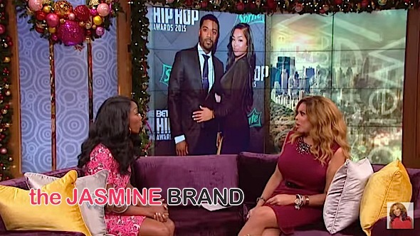 Brandy Reveals Ray J Didn't Tell Her He Was Engaged to Princess Love [VIDEO]