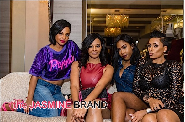 Christina Milian, Sevyn, Laura Govan Celebrate Vanessa Simmons 'Naked Princess' Launch [Photos]