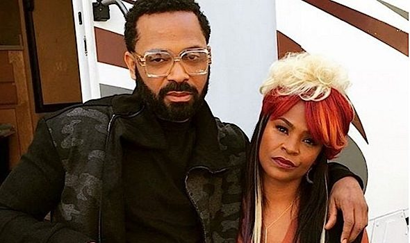 Nia Long & Mike Epps Channel 1985, Baby Bash & King Cairo Are Cute For the 'Gram + Sheree Whitfield, NeNe Leakes, Chris Brown, Nikki Mudarris [Photos]