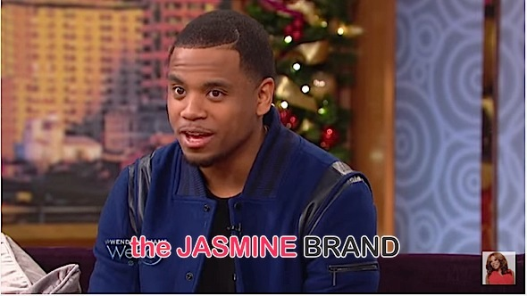 Mack Wilds On Being Compared to Drake, Rumors He's Dating Sevyn Streeter: 'She's a dope woman.'