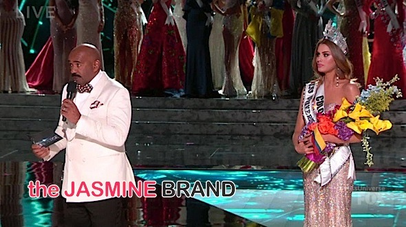 Steve Harvey Apologizes Multiple Times For 'Miss Universe' Mistake: I feel terrible. [VIDEO]