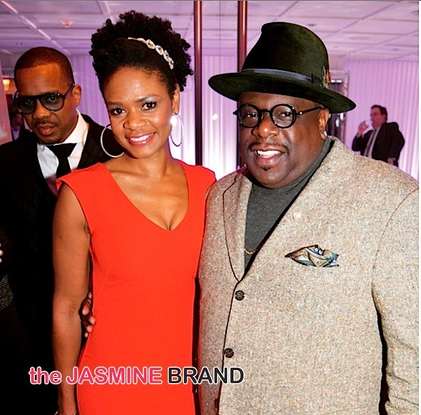 Duane Martin, Kimberly Elise, Cedric the Entertainer