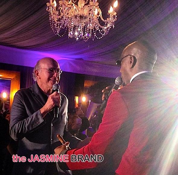 Larry David, J.B. Smoove