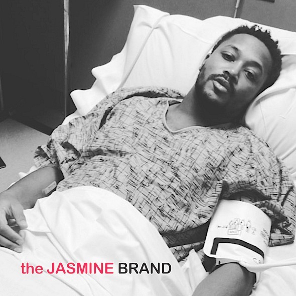 Romeo Miller Hospitalized for Stomach Virus [VIDEO]