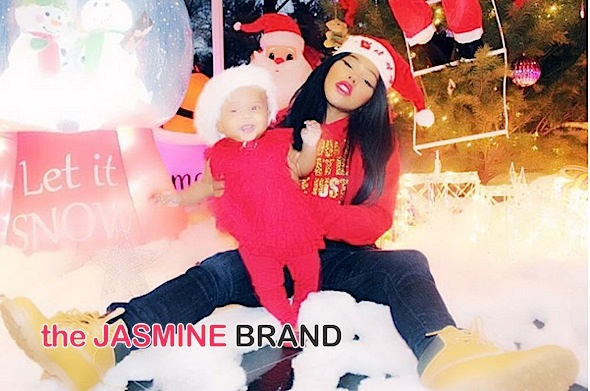 Celebrity Kids Christmas Flix! Lil Kim, Nia Long, Nick Cannon, Mariah Carey, Daphne Joy [Photos]