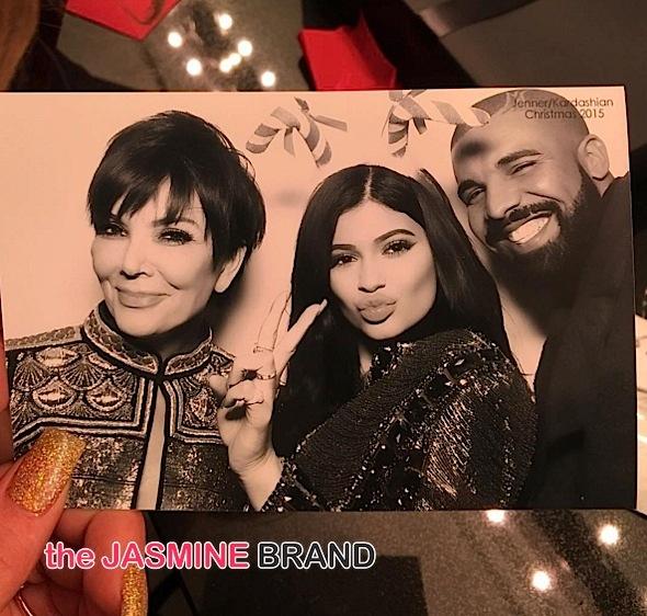 Inside Kris Jenner's Christmas Eve Bash: Toni Braxton, Drake, Kanye West, Corey Gamble, Catilynn Jenner & More Attend! [Photos]