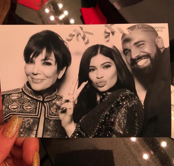 Kris Jenner, Kylie Jenner, Drake