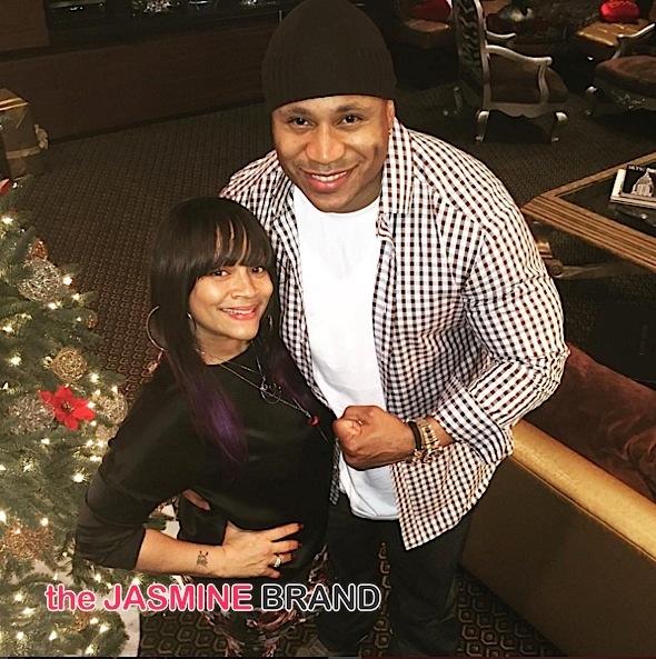 Celebrity Cup Cakin': LL Cool J & Wife, Nia Long & Fiance, Ciara & Russell Wilson, Boris Kodjoe & Nicole Ari Parker [Photos]