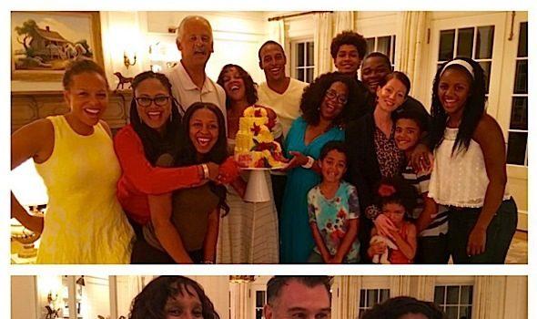 Gayle King Turns 61 In Fiji With Oprah + LeBron James Stunts With Cavs, Naturi Naughton Hits GMA [Photos]