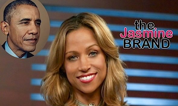 Stacey Dash Suspended For Saying: Obama 'Could Give A Sh*t' About Terrorism [VIDEO]