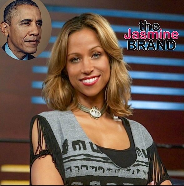 Stacey Dash Suspended-Profanity Obama-the jasmine brand