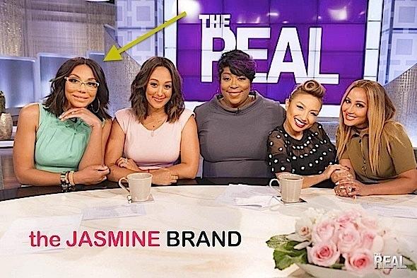Tamar Braxton-Denies The Real Feud-the jasmine brand