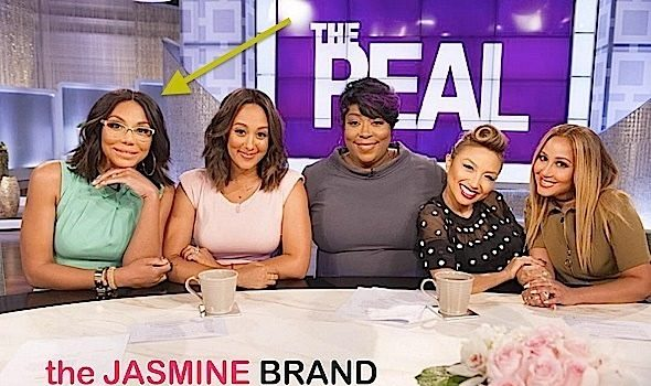 Loni Love Talks Tamar Braxton's Exit on The Real + Tamar Responds w/ Cryptic Tweets: Real friends don't need press!