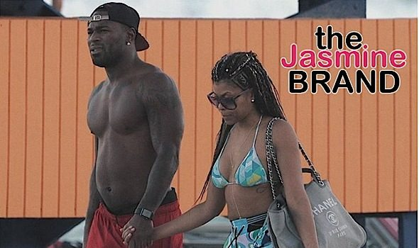 Taraji P. Henson Denies New Rumored Boyfriend Kelvin Hayden [VIDEO]