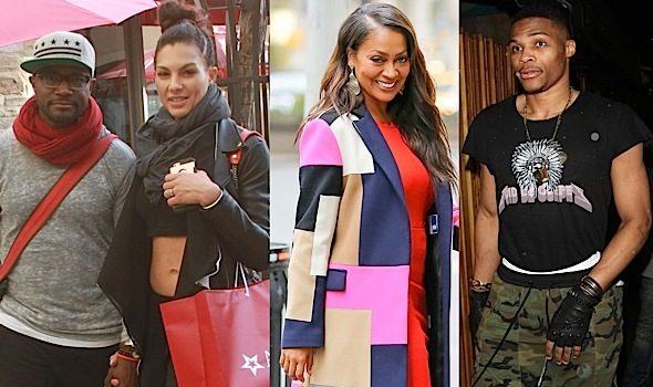 Taye Diggs & Girlfriend At 'The Grove', Lala Anthony Invades NYC, Chris Tucker Hits 'Mayor's Ball' + Beverly Johnson, Kris Jenner & Corey Gamble