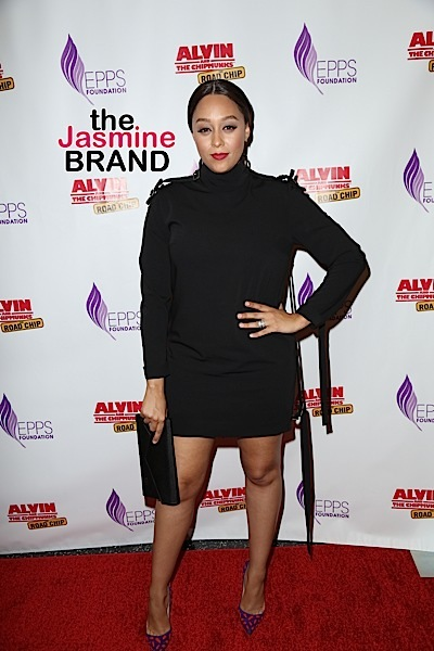 Tia Mowry Lands Role In Comedy 'Me, Myself & I'