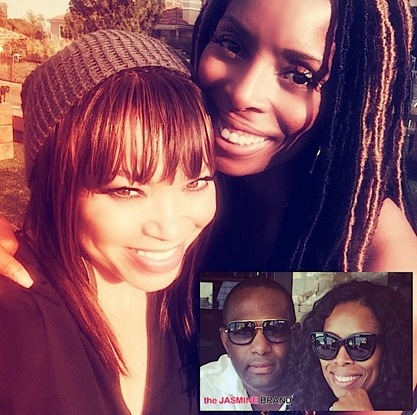 Tisha Campbell Martin Blasts Tasha Smith Ex-the jasmine brand